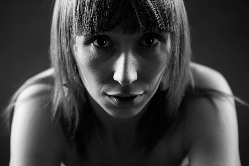 Fotografo di ritratto e nudo artistico. Gianluca Govoni: Rocksy
